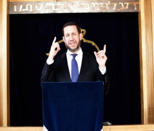 Rabbi YY Schochet